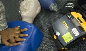Heart Saver CPR and First Aid - Security Training Classes