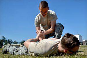 Three Security Training Classes: Combo Classes: 1)Handcuffing 2)Baton 3)PATH