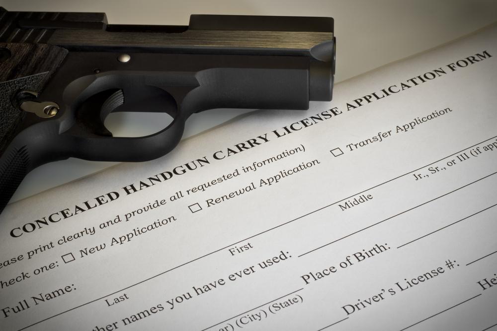 Baltimore Gun Permit Training