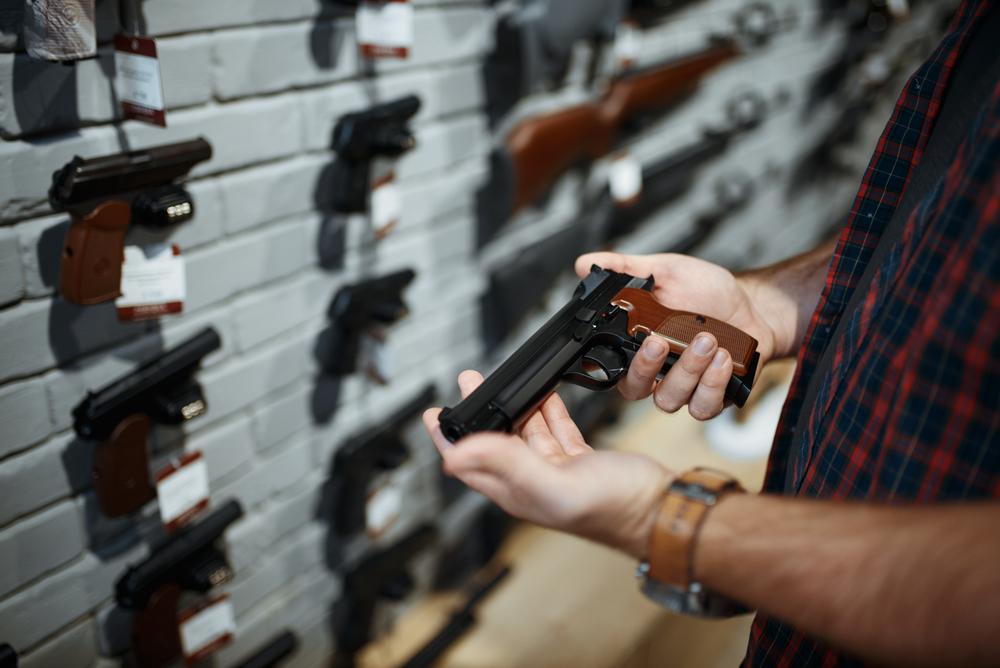 Purchase Handgun in Maryland